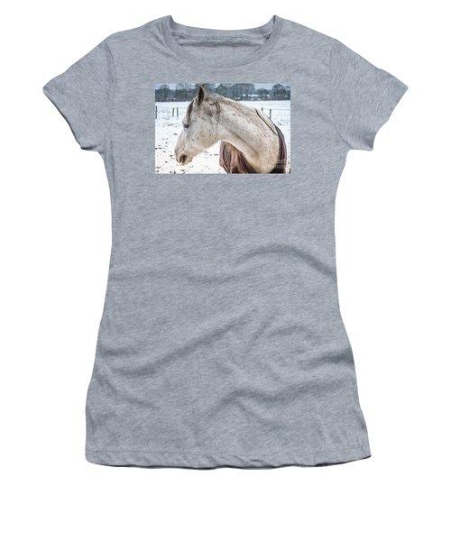 A Girlfriend Of The Horse Amigo Women's T-Shirt