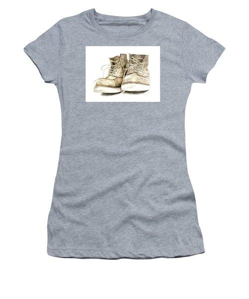 A Hard Day's Work Women's T-Shirt