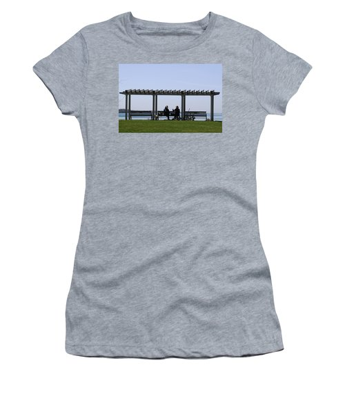 A Lazy Day Women's T-Shirt (Athletic Fit)