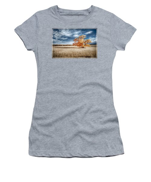 A Lone Tree Women's T-Shirt