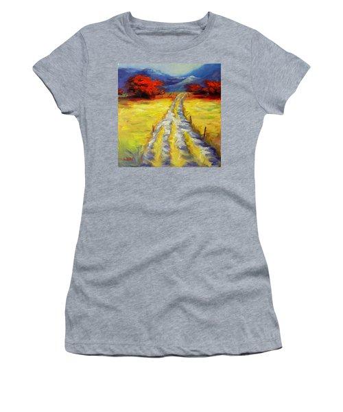 A Long Journey Women's T-Shirt (Athletic Fit)