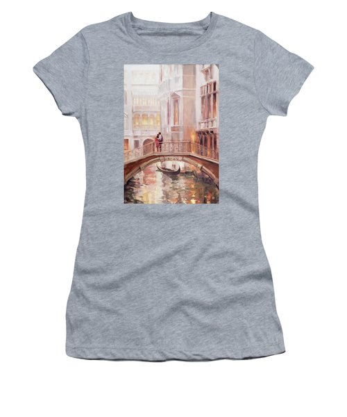 A Perfect Afternoon In Venice Women's T-Shirt