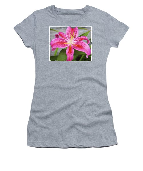 A Pink So Vivid I Can Almost Taste It Women's T-Shirt