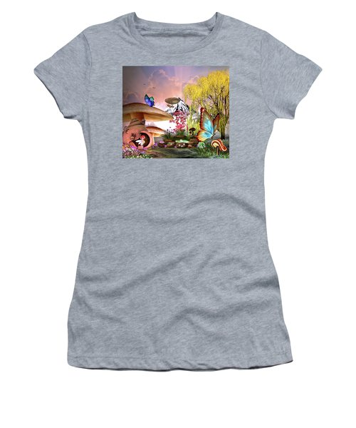 A Pixie Garden Women's T-Shirt