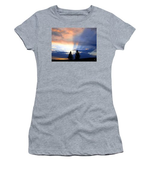 A Riveting Sky Women's T-Shirt