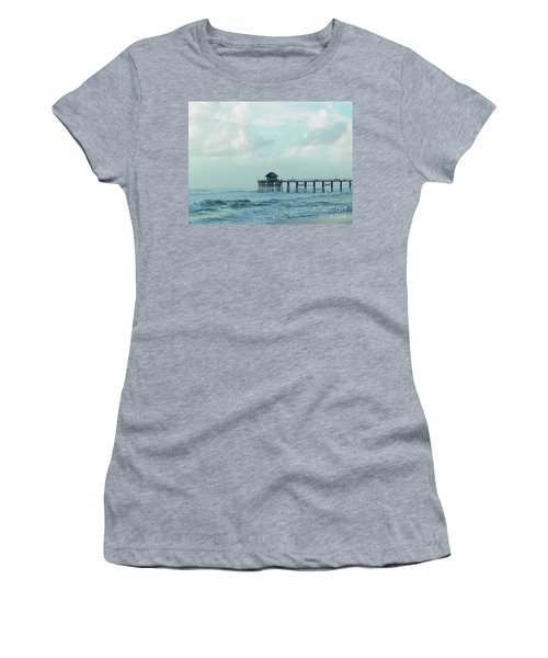 A Storm's Brewing Women's T-Shirt (Athletic Fit)