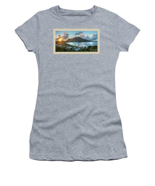 A Sunset On Bay Women's T-Shirt