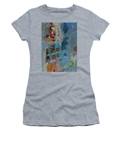 A Way Out Women's T-Shirt (Athletic Fit)