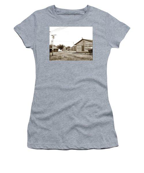 A. A. Manuel General Merchandise, Monterey 1901 Women's T-Shirt