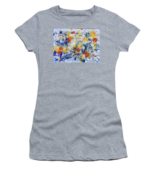 Michigan No 4 Women's T-Shirt (Athletic Fit)