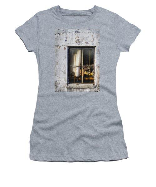 Abandoned Remnants Ala Grunge Women's T-Shirt (Athletic Fit)
