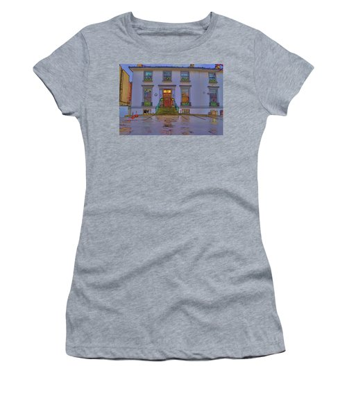 Abbey Road Recording Studios Women's T-Shirt (Athletic Fit)