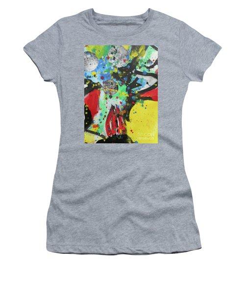 Abstract-1 Women's T-Shirt