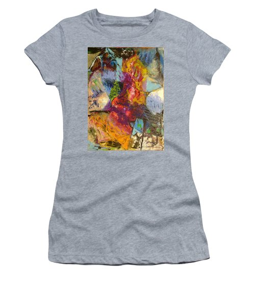 Abstract Depths Women's T-Shirt