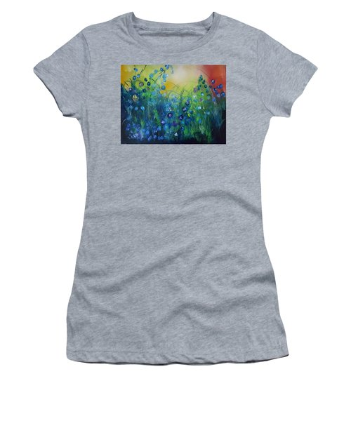 Abstract Flax           31 Women's T-Shirt