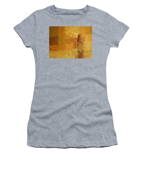 Abstract Floral - 14v2ct01a Women's T-Shirt (Athletic Fit)