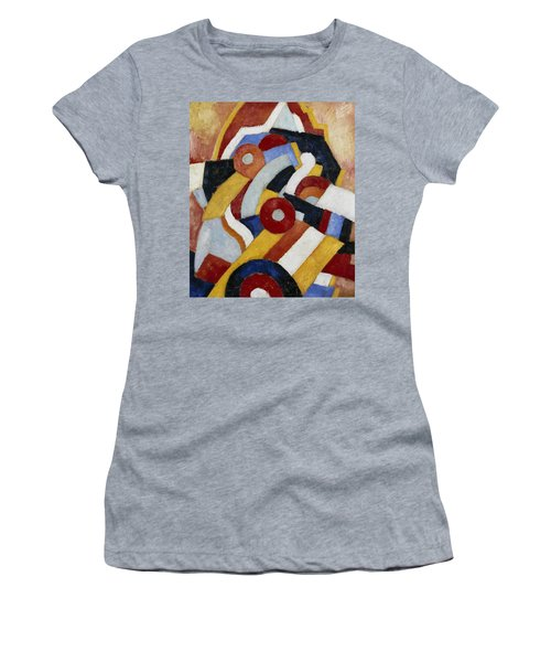 Abstraction Women's T-Shirt