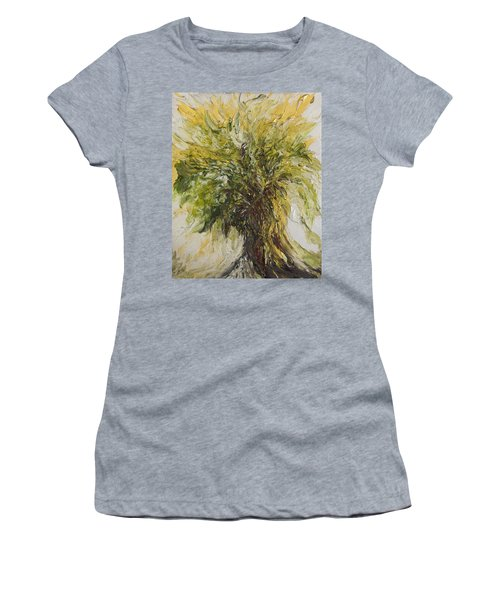 Abundance Tree Women's T-Shirt (Athletic Fit)