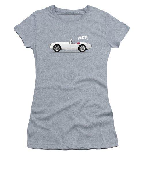 Ac Ace Women's T-Shirt (Athletic Fit)
