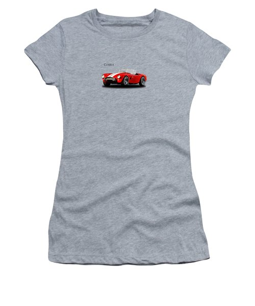 Ac Cobra Mk2 1963 Women's T-Shirt (Junior Cut) by Mark Rogan