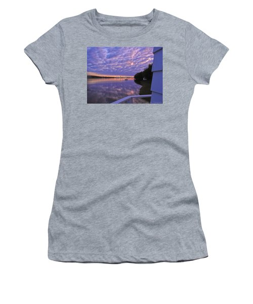 Across The River Women's T-Shirt
