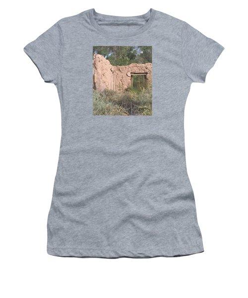 Adobe Women's T-Shirt (Junior Cut) by Erika Chamberlin