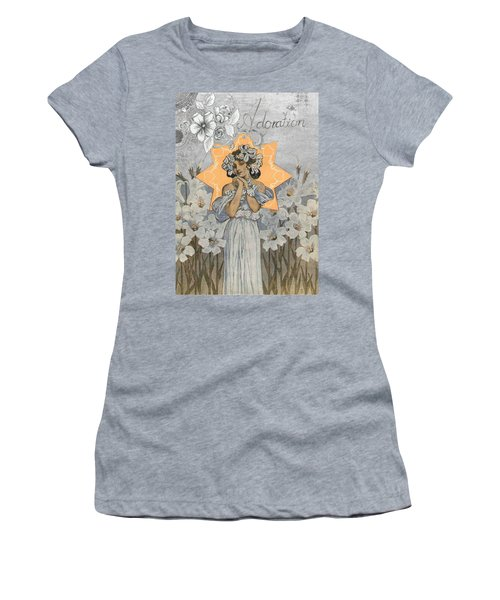 Adoration Art Deco Women's T-Shirt