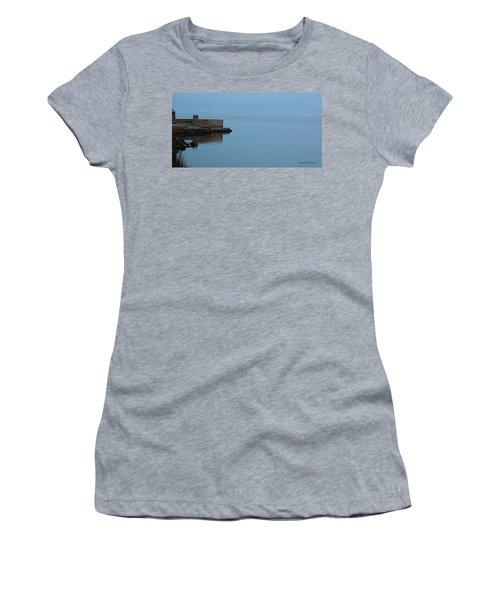 Adrift In The Fog Women's T-Shirt