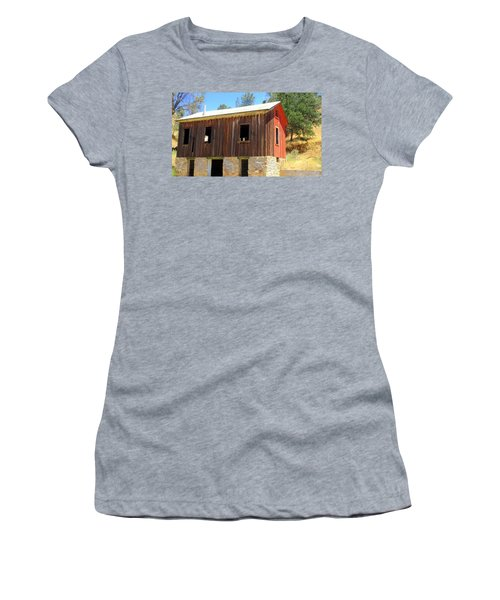 Affordable Housing 3 Women's T-Shirt (Athletic Fit)