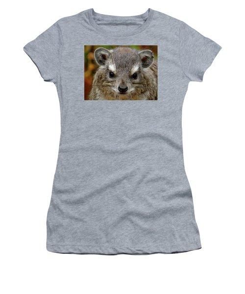 African Animals On Safari - A Child's View 6 Women's T-Shirt (Junior Cut) by Exploramum Exploramum