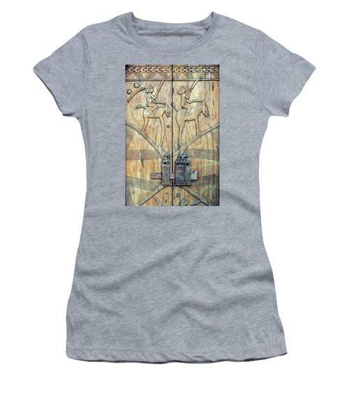African Door Women's T-Shirt