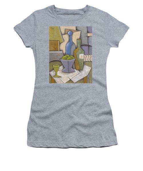After Hours Women's T-Shirt (Junior Cut) by Trish Toro