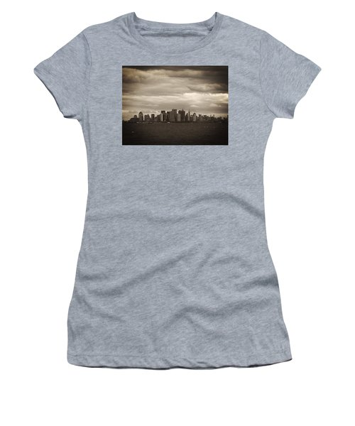 After The Attack Women's T-Shirt