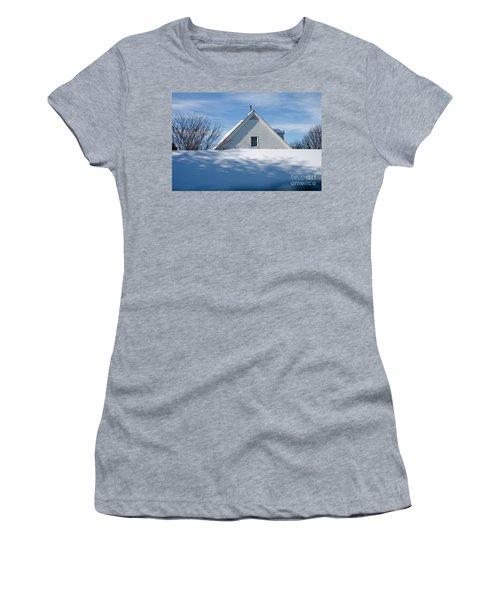 After The Snowfall Women's T-Shirt