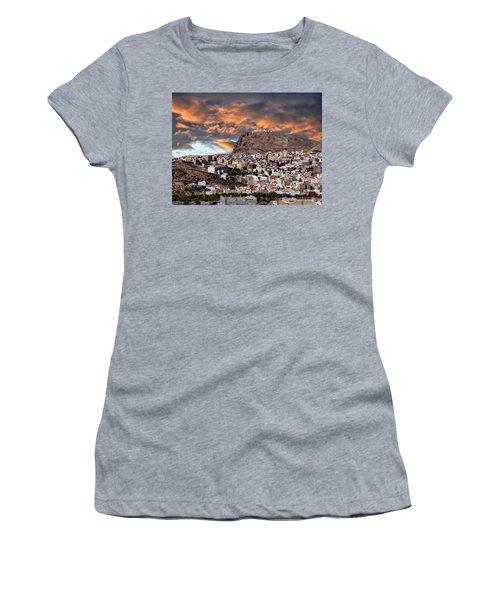 Al Hoceima - Morocco Women's T-Shirt (Athletic Fit)