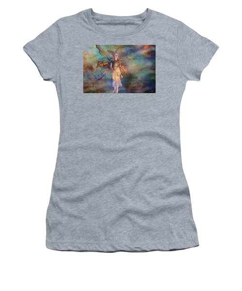Alaska Stars  Women's T-Shirt (Athletic Fit)