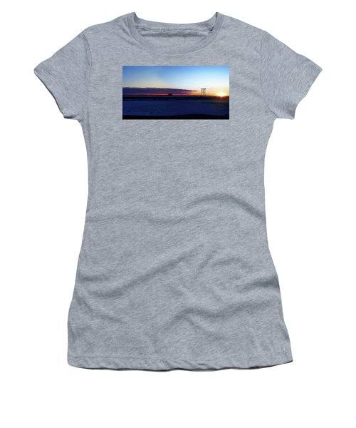 Alaskan Sunrise Women's T-Shirt