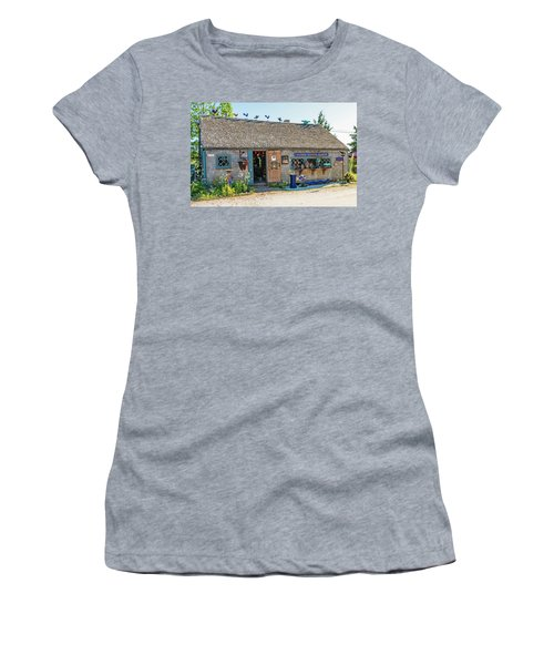 Alfie Glover's Bird Barn Women's T-Shirt