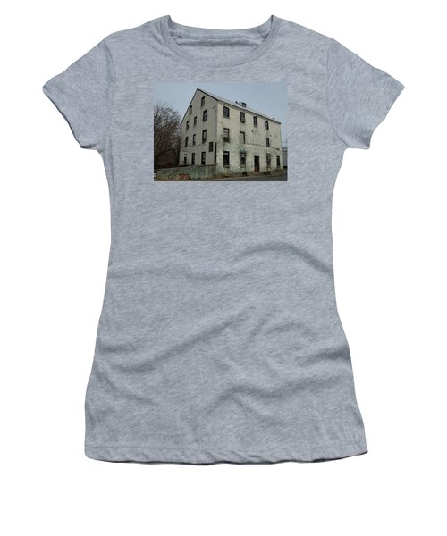 Allentown Gristmill Women's T-Shirt (Athletic Fit)