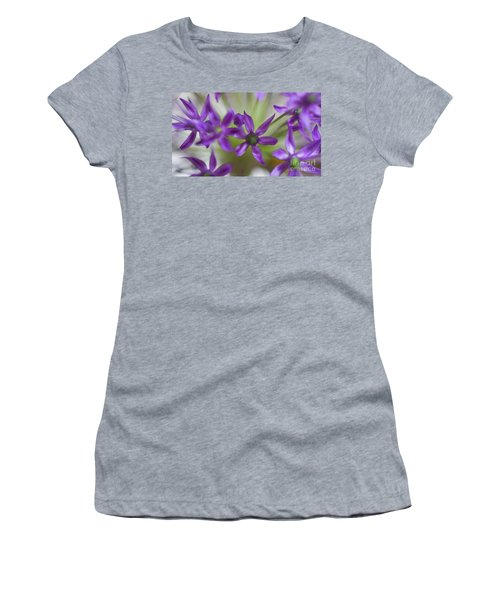 Allium Aflatunense Women's T-Shirt (Athletic Fit)