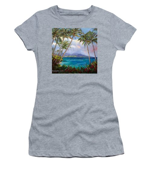 Aloha! Just Dreaming About #hawaii Women's T-Shirt