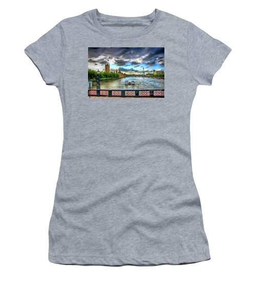 Along The Thames Women's T-Shirt
