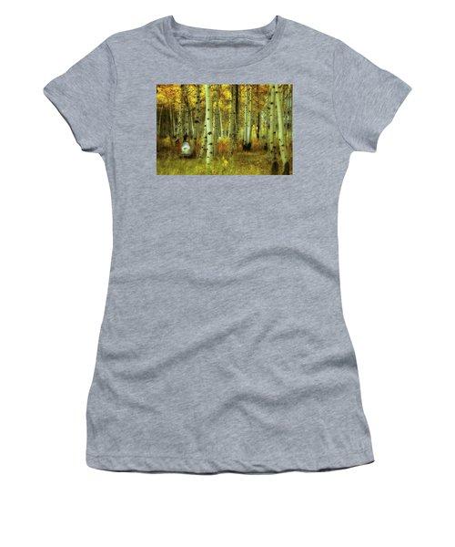 Alvarado Autumn 1 Women's T-Shirt (Athletic Fit)