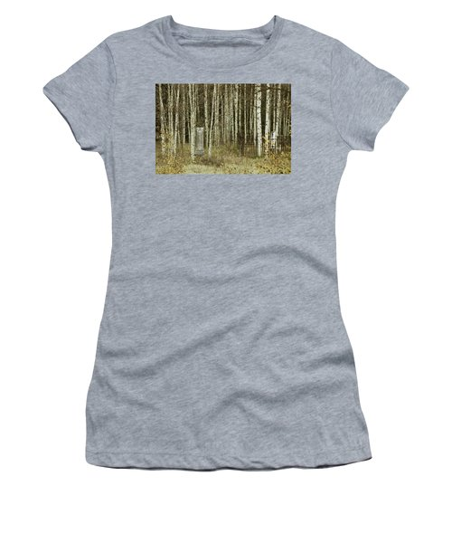 Alvarado Cemetery 42 Women's T-Shirt