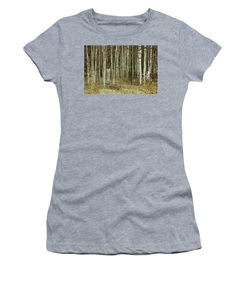 Alvarado Cemetery 42 Women's T-Shirt (Athletic Fit)