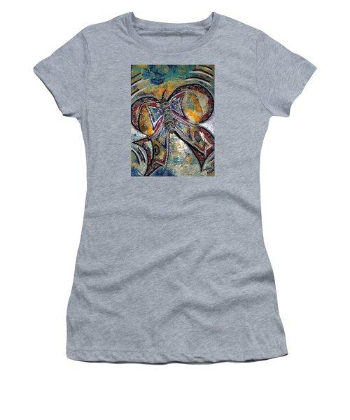 Amanda - My Precious Butterfly Supporter Women's T-Shirt