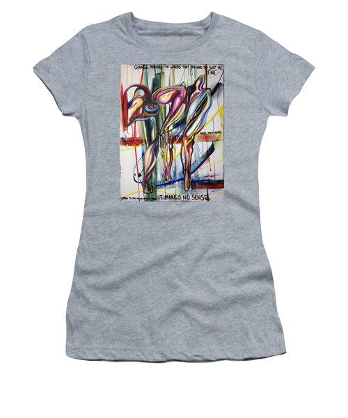Ambigious Monster Women's T-Shirt (Athletic Fit)