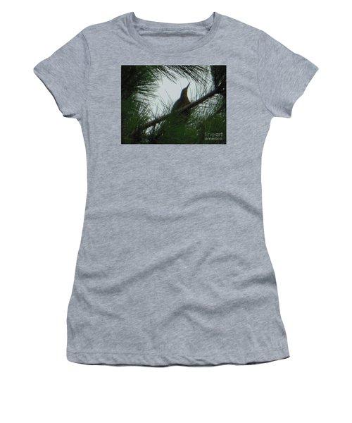 American Bitten Bird Women's T-Shirt