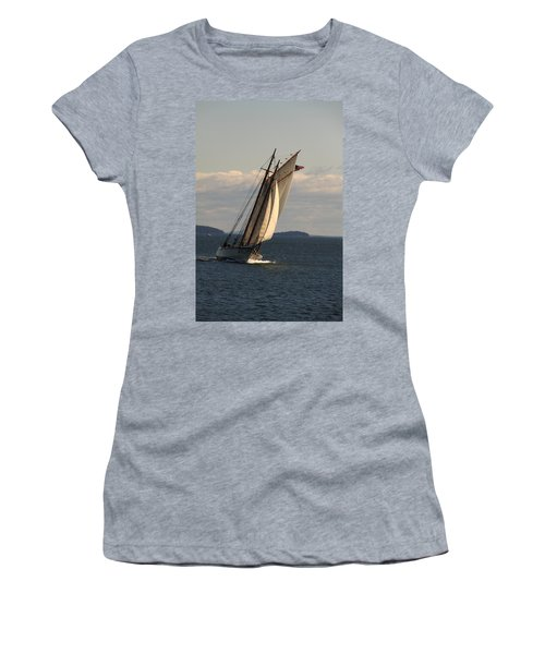 American Eagle In A Good Wind Women's T-Shirt