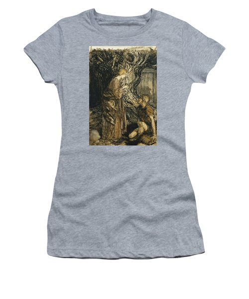 An Illustration To The Rheingold And The Valkyrie Women's T-Shirt